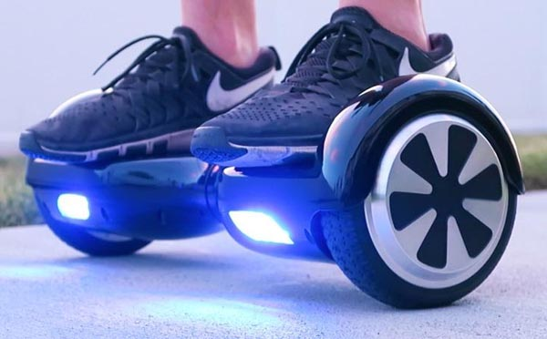 Parenting and Hoverboards
