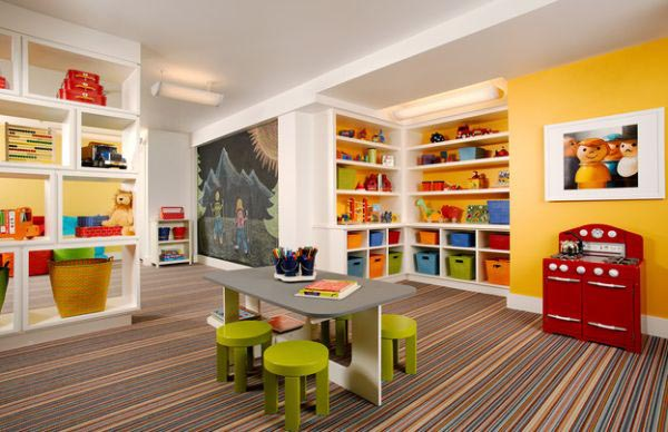 Creating a Play Room in Your Basement? Make Sure It's Up to the Challenge