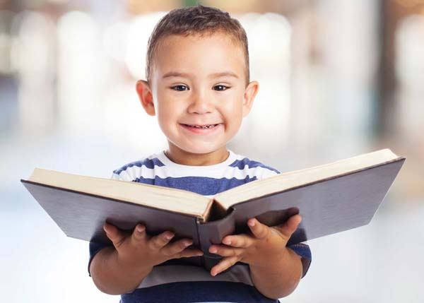 Get your children to read more