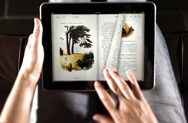 Reading Made Easier By iPhone Apps