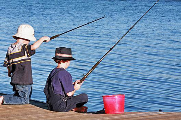 Choosing The Right Fishing Rod for Your Kids