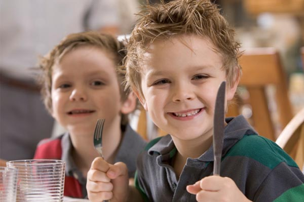 How to Teach Etiquette to Your Kids?