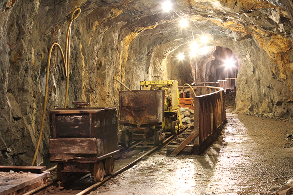 Can an Old Mine be Turned to A Profitable Real Estate?