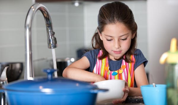 How to Involve Your Children in Household Chores