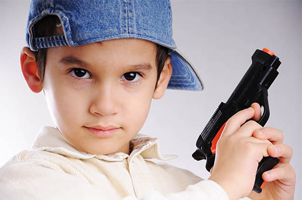 How to Keep Your Kids Away from A Gun and Avoid Vulnerabilities
