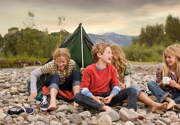 Ways to Make Camping with Kids a Success