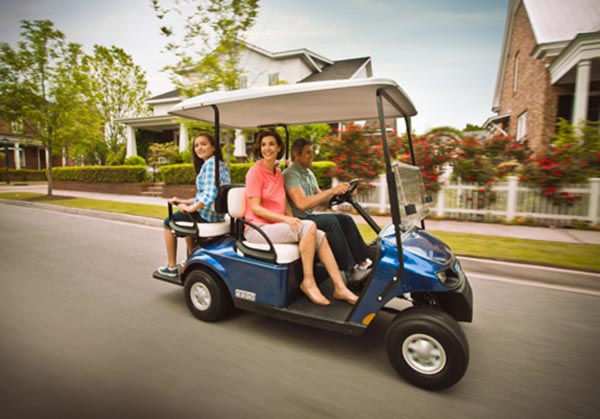 Choosing The Best Family Golf Cart