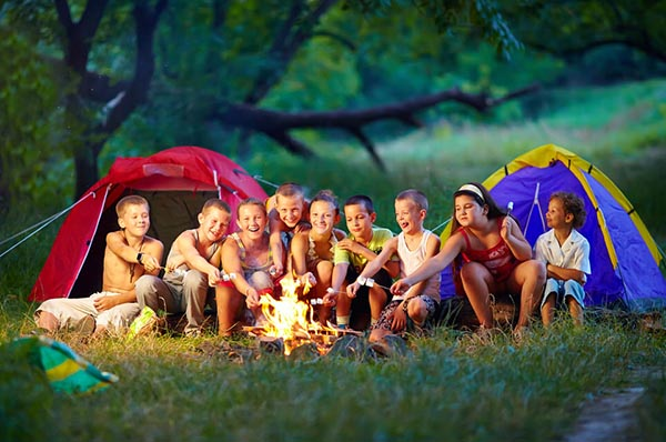 How Camping Can Be Used To Calm Your Angry Child