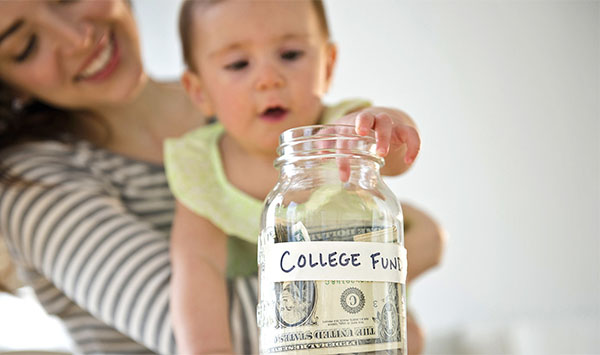 Saving Money for Your Child's College Fee