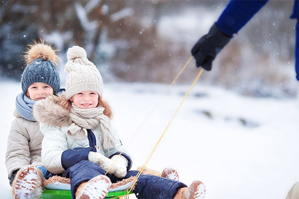 Making Winters Comfortable for Children