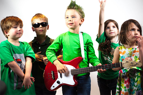 How Can Parents Instil A Love Of Music In Kids?