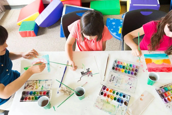 The Importance of Art to Kids